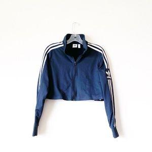 ADIDAS originals crop track jacket